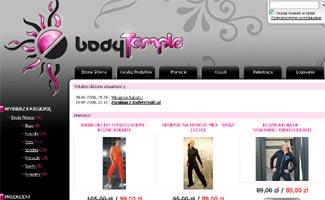Sklep Bodytemple.pl