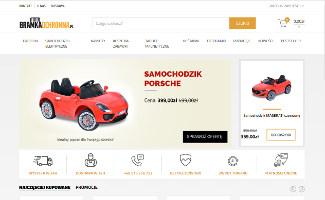 Sklep bramkaochronna.pl