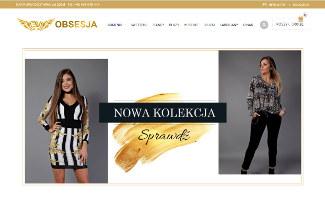 Obsesja24 Butik Online Unikalna Odzież Damska