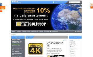 Sklep Cardsplitter.pl
