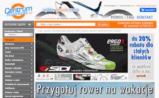 Sklep CentrumRowerowe.pl