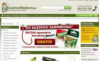 Sklep CentrumWedkarzy.pl