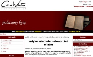 Sklep Antykwariat-internetowy.pl