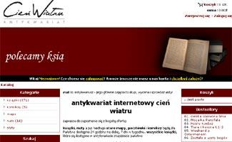 Sklep Antykwariat-internetowy.pl