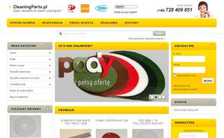 Sklep CleaningParts.pl