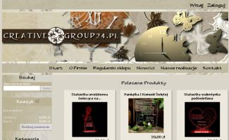 Sklep creativegroup24.pl