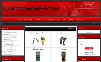 Sklep Cyfrowe24.com