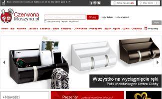 Sklep CzerwonaMaszyna.pl