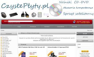 Sklep CzystePlyty.pl
