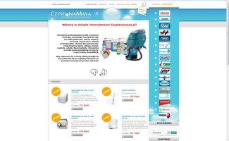 Sklep Czystonamaxa.pl