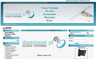 Sklep Damixsat.pl