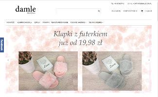 Sklep damle.com.pl