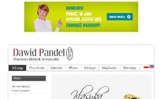 Sklep dawidpandel.com.pl