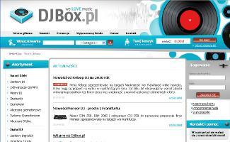 Sklep Djbox.pl