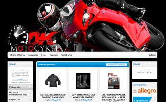 Sklep Dk motocykle