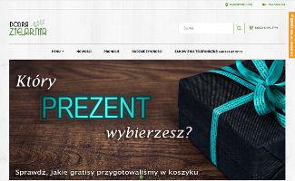 Sklep dobrazielarnia.pl