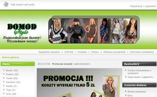 Sklep DomodStyle.pl