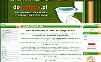 Sklep DoSzamba.pl