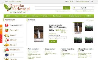 Sklep Drzewkakarlowe.pl