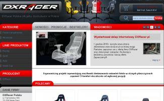 Sklep DXRacer.pl