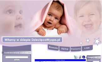 Sklep DzieciecaWyspa.pl