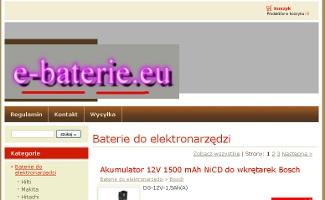 Sklep E-baterie.eu