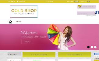Sklep Gold Shop