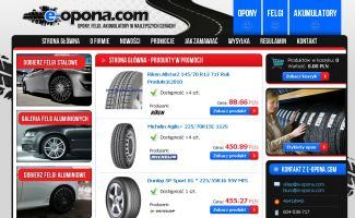 Sklep e-opona.com