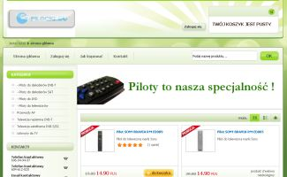Sklep e-pilociki.pl