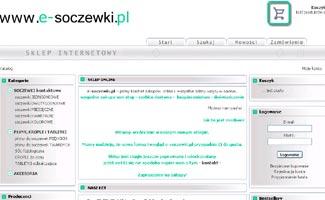 Sklep e-Soczewki.pl
