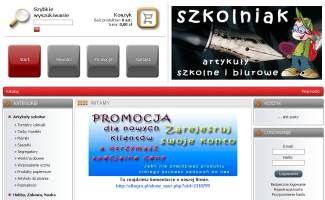 Sklep e-szkolniak.pl