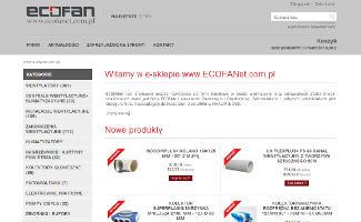 Sklep Ecofanet