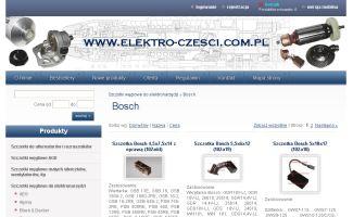 Sklep Elektro-czesci.com.pl