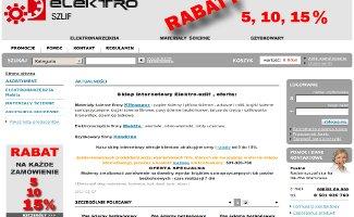 Sklep Elektro-szlif.pl