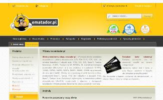 Sklep ematador.pl