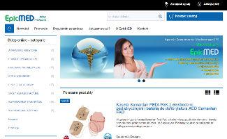 Sklep Artykuły medyczne