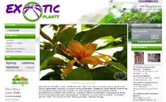 Sklep Exoticplants