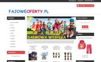 Sklep Fajoweoferty.pl