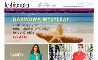 Sklep Fashionata.pl