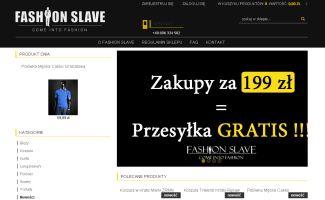 Sklep Fashion Slave