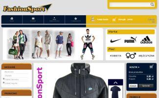 Sklep FashionSport.com.pl