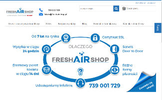 Sklep FreshAirShop