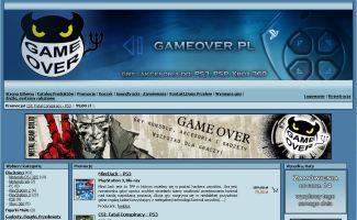Sklep GameOver.pl