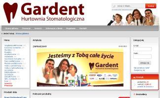 Sklep Gardent.pl