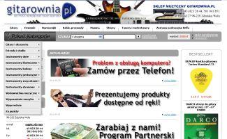 Sklep Gitarownia.pl