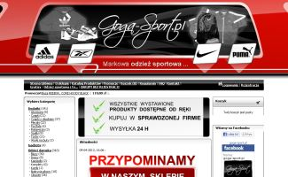 Sklep Goga-sport.pl