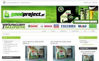 Sklep GoodProject.pl