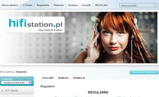 Sklep Hifistation.pl