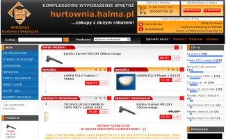 Sklep Hurtownia.Halma.pl