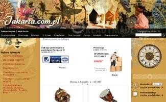 Sklep Jakarta.com.pl
